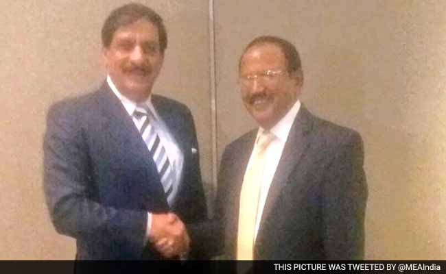 Joint Statement Issued by National Security Advisors of India, Pakistan