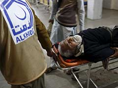 26 Killed In Suicide Bombing At Government Office In Pakistan