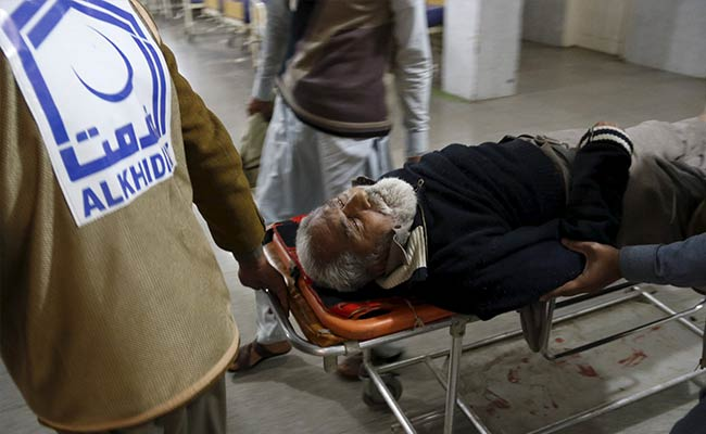 21 Killed In A Blast At Government Office In Pakistan: Official