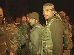 2 Terrorists Headed to Srinagar Killed in Encounter: Police