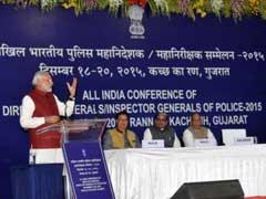 कच्छ DGP कॉन्फ्रेंस का आखिरी दिन, PM मोदी का कम्यूनिटी पुलिसिंग और स्मार्ट पुलिस पर जोर
