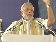 'Congress Agenda Is To Disrupt, Destruct And Demolish,' Says PM Modi