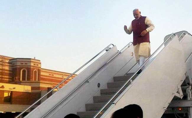 PM Modi's Pak Visit Aimed At Promoting Private Business Interests: Congress