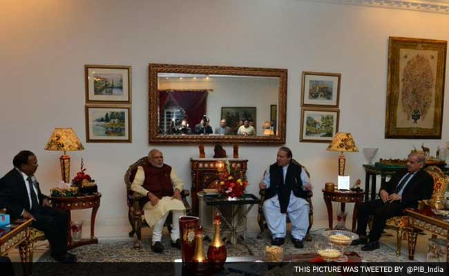 Separatists Welcome PM Modi's Surprise Visit To Lahore