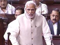 पढ़िए, प्रधानमंत्री नरेंद्र मोदी के संसद में दिए गए भाषण की खास बातें...