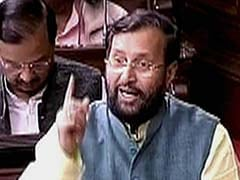 Environment Minister Javadekar Snubbed by Deputy Chairman In Rajya Sabha