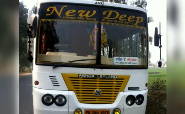 Bus Allegedly Owned By Akali Dal Leader Runs Over 10-Year-Old Girl