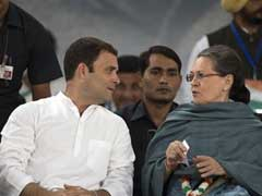 Rahul Gandhi To Visit Congress President Sonia Gandhi In The United States Of America