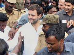 Rahul Gandhi Not Given Ample Security During Puducherry Visit: Narayanasamy
