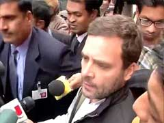'100% Political Vendetta Coming Out Of PM's Office': Rahul Gandhi On National Herald Case