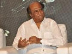 Actor Rajinikanth Donates Rs 10 Lakh to Rain-Hit Tamil Nadu