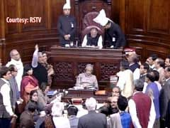 Rajya Sabha Adjourned 4 Times Over National Herald Case