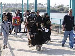 ISIS Stopping Civilians Leaving Ramadi Before Attack: Iraq Defence Ministry