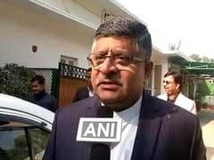 'Rahul Gandhi Expert in Lying,' Says BJP's Ravi Shankar Prasad