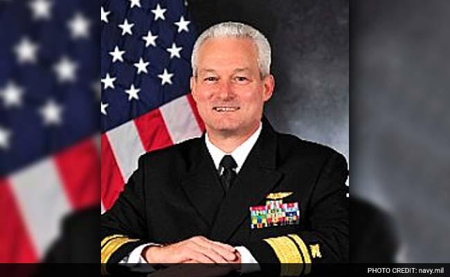 Admiral reprimanded for drunken, naked escapade at Florida