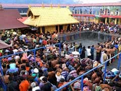 In Court, Kerala Supports Ban On Women's Entry At Sabarimala Temple