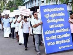 With Placards, Slogans Against His Wedding, Kerala Man Blames Church