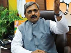 AAP Government Harassing Officials, Says Delhi BJP Chief Satish Upadhyay