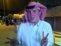 How A Blond American Kid Became A Huge Star In Saudi Arabia