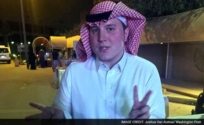 How A Blond American Kid Became A Huge Star In Saudi Arabia