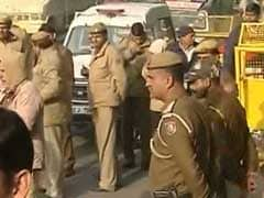 Tight Security At Patiala House Court Ahead of Rahul, Sonia Gandhi's Appearance