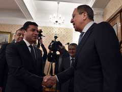 Russian Foreign Minister Hosts Pro-Kurdish Party Leader For Syria Talks