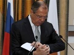 Russian, Turkish Foreign Ministers Meet in Serbia
