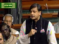 Tharoor Gives Up After His Bill To Decriminalise Homosexuality Is Defeated