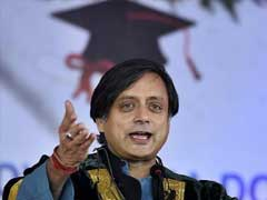 National Security Won't Get Compromised By Shouting Slogans: Shashi Tharoor