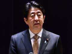 Japan PM Shinzo Abe Calls North Korean Launch 'Absolutely Intolerable'