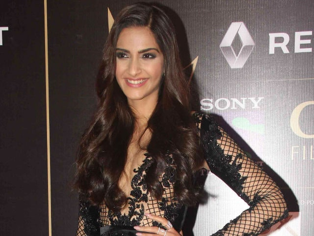 Sonam Kapoor Has Been Abused Setting Fashion Trends