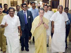 Sonia Gandhi Gets Emotional At Institute Named After Husband Rajiv