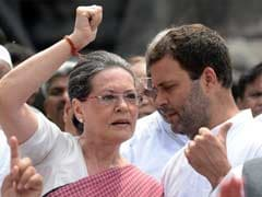 Gandhis To Appear In National Herald Case; 'Political Vendetta,' Says Rahul Gandhi