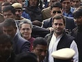 Sonia Gandhi, Rahul Need Not Appear In Court In National Herald Case: Supreme Court