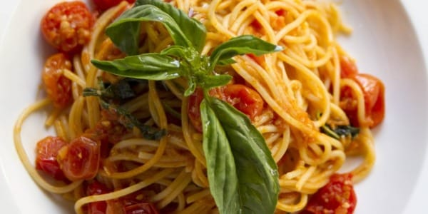 Pasta recipes from famous chefs