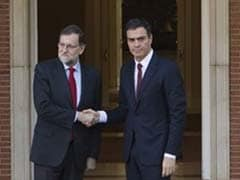 Spain Prime Minister Meets With Upstart Party Leaders After Divided Vote
