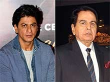 Shah Rukh Khan Says Dilip Kumar is the 'Pillar' of The Film Industry