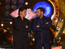 Shah Rukh and Salman 'Never Separated.' A Bigg Confession