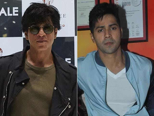 Revealed: Who Was Offered Dilwale First? Shah Rukh or Varun Dhawan