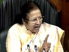 Lok Sabha Speaker Reprimands BJP Lawmaker For Saying 'Women Fear Flying MiG-21s'