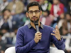 Google CEO Sundar Pichai Announces 'Digital Unlocked' For Small Businesses In India