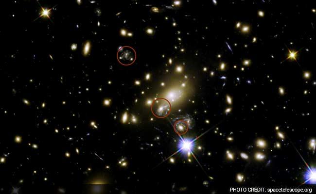 hubble telescope explosions - photo #24