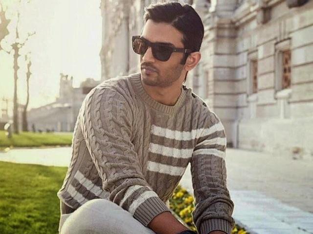 Sushant Singh Rajput Has No Dates for His Half Girlfriend