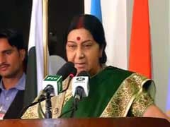 Sushma Swaraj To Make Statement On Pakistan Visit Next Week