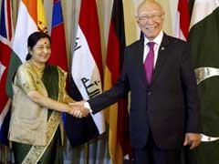 Sushma Swaraj To Make Statement On Indo-Pak Talks On December 14