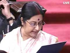 Steps To Check Fishermen From Straying To Foreign Waters: Sushma Swaraj