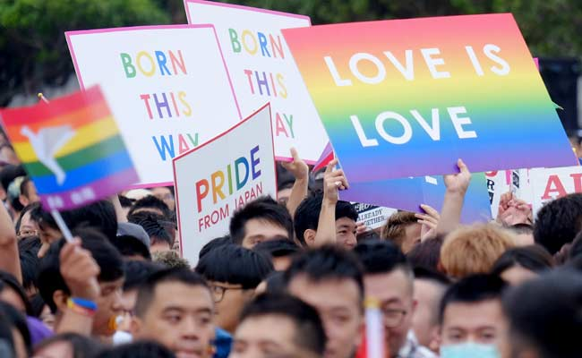 Gay rights in Asia