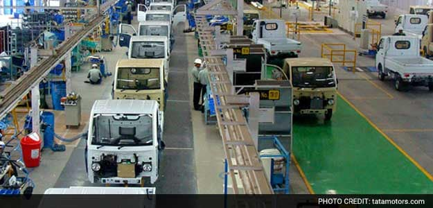 Tata Motors Sales Dip 4% On-Year