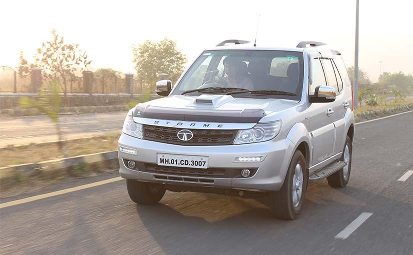 Tata Safari Storme Varicor 400 Review Ndtv Carandbike