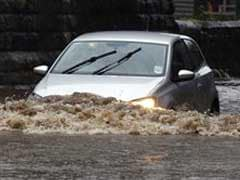 Severe Flood Warnings In Parts Of United Kingdom As Army Helps